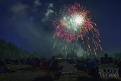 Tumwater Valley Fireworks 2016